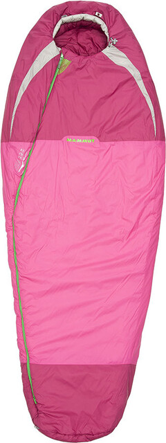 Mammut W's Kompakt MTI 3-Season Sleeping Bag rosa-dark rosa (2019)